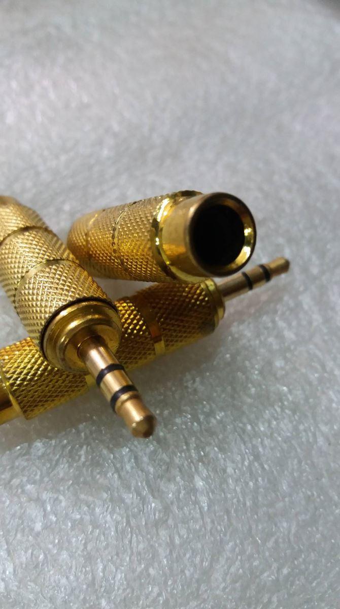 Đầu chuyển âm thanh 6 mm (Cái) ra 3.5 mm (Đực) Audio Jack Guitar, Organ, ....