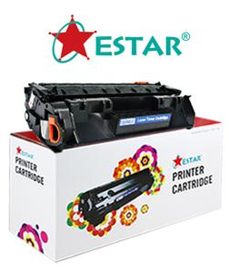 Hộp mực Cartridge ESTAR 05A; Loại 2 - Màu Đỏ Trắng HP Laser P2035, 2055; Canon LBP 6300DN, 6650DN, 6750 CRG 319