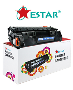 Hộp mực Cartridge ESTAR 85A; Loại 2 - Màu Đỏ Trắng HP P1120W / 1102 / M1212 / M1133