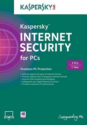 KasperSky InternetSucurity Virus 2017 - 3 May tính (KIS - 3PC)