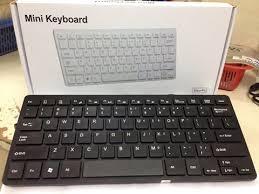 Keyboard MINI K-1000 - USB