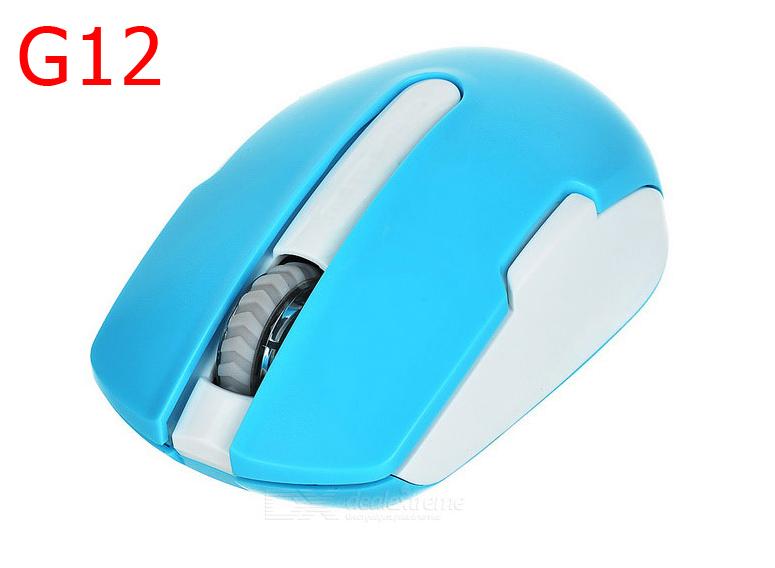 Chuột ENSOHO Wireless G12W - Xám