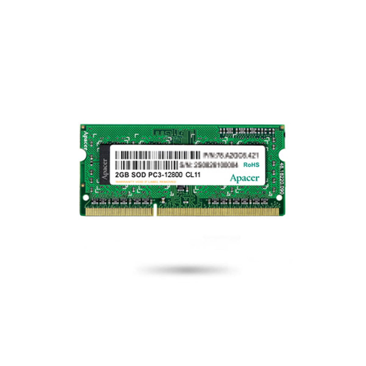 Ram Laptop Apacer DDR 3 Apacer 4GB / 1600 - 1.35V