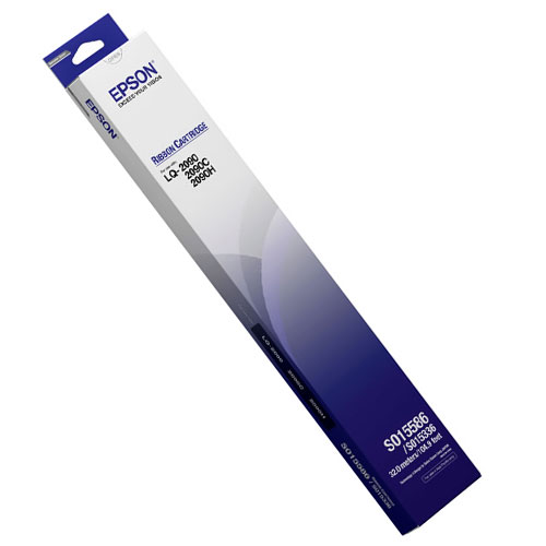 Ruy băng RIBBON Cartridge (13mm x 26m) Ma Rlbbon: N618BK Epson FX - 2190, Epson FX - 2190N, Epson LQ - 2090