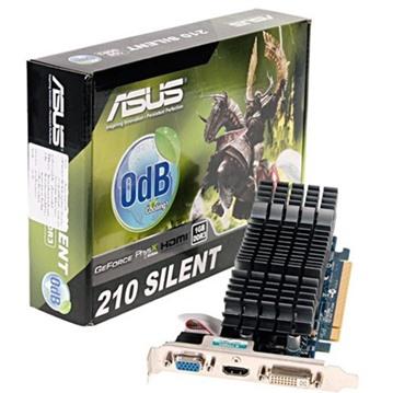 VGA ASUS ENG210 SILENT/DI/1GBD3/V2 - 64Bit