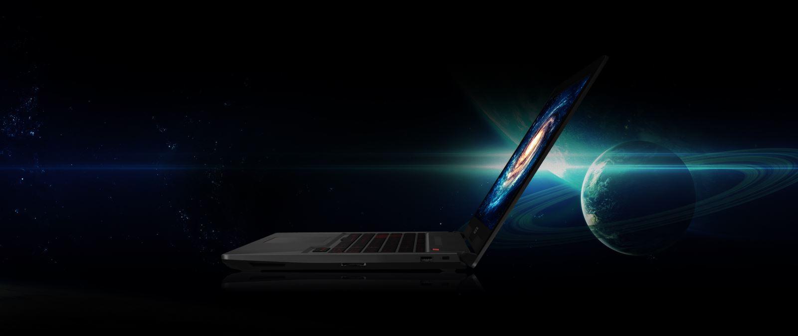 Máy xách tay/ Laptop Asus FX503VD-E4119T (I7-7700HQ) (Đen)