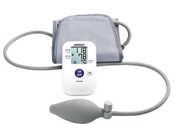 Máy đo huyết áp bắp tay  HEM-4030