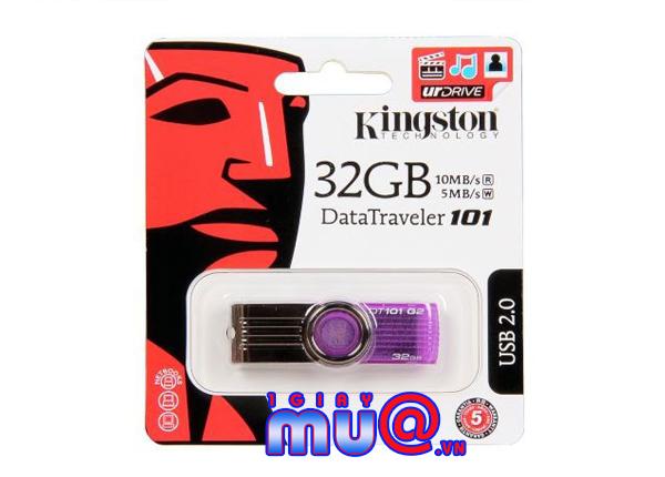 USB Kingston DT 101 G2 32G