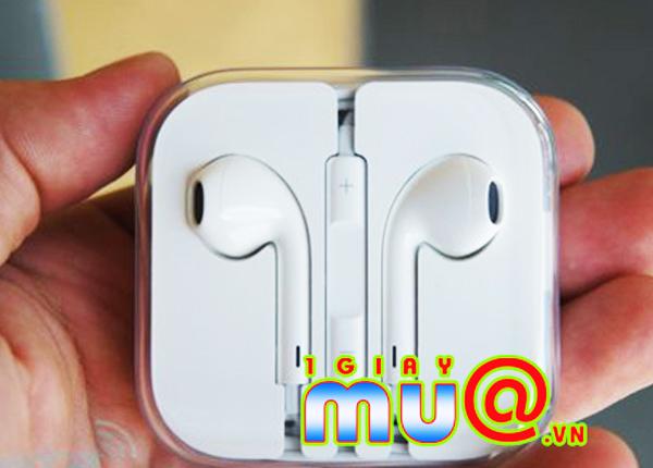 Tai nghe Iphone 5, Ipad 4, Ipad mini , ipod thế hệ 7 apple