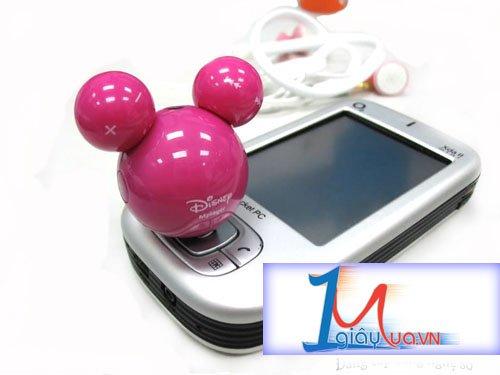 Máy Nghe Nhạc Mp3 Chuột Mickey