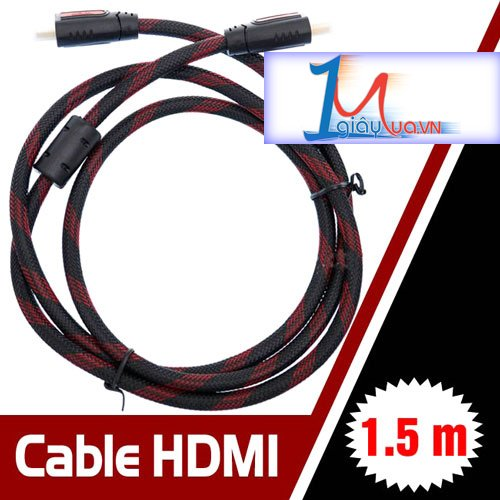 Cáp HDMI Cao Cấp