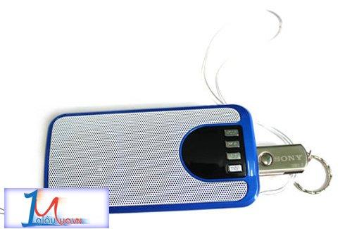 Loa Nghe Nhạc Aibo – Nghe Nhạc Bằng USB