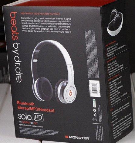 Heaphone Beats-Solo S450 Bluetooth