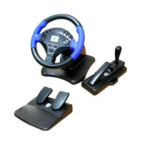 Vô lăng đua xe FE 8288 cho game thủ thử cảm giác như ngồi xe thật giá chỉ