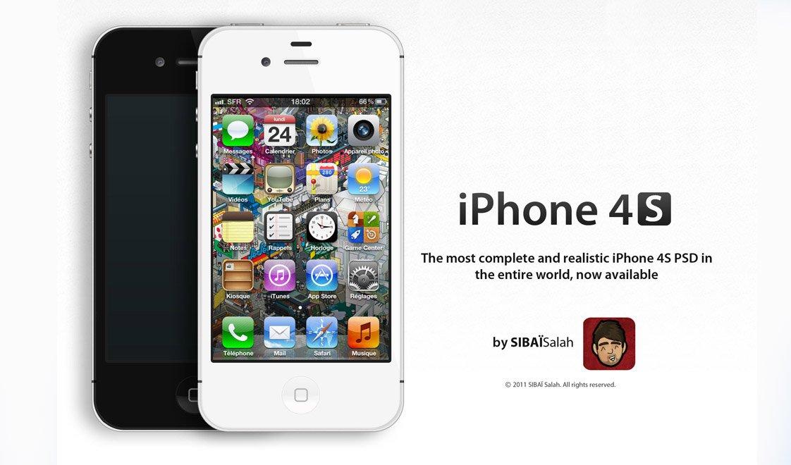 Iphone 4S 16G New 99% ( màu trắng và đen )